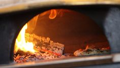Authentic wood-fired oven imported from Italy #Brik #Denver