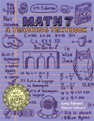 Math 7 Teaching Textbook - said to be the absolute best math curriculum designed specifically for homeschoolers, by teachers AND students.
