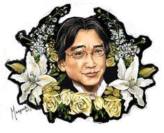 Mr Iwata by Maegraeth on DeviantArt