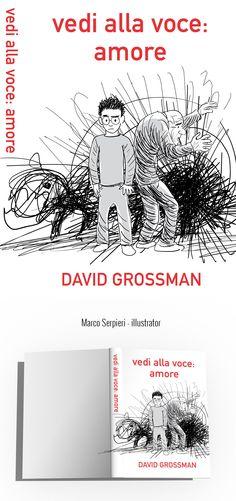 """vedi alla voce: amore"" David Grossman Serpieri, Book Covers, David, Illustration, Amor, Illustrations, Cover Books, Book Illustrations"