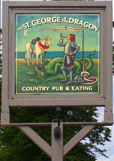 pub signs historic english - Google Search
