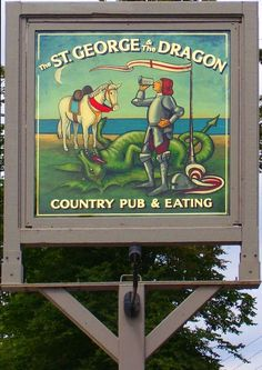 The St George & The Dragon