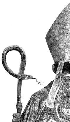 The Political Cartoons of Ricardo Martinez