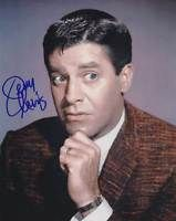 Jerry Lewis In-Person AUTHENTIC Autographed Photo COA PROOF SHA #40537