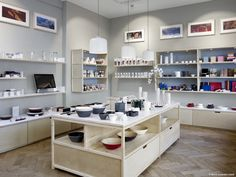 Helvetas Fairshop boutique by MACH, Zurich – Switzerland