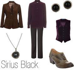 Harry Potter Series - Sirius Black