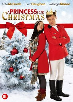 'A princess for Christmas' - Katie Mc Grath, Sam Heughan, Roger Moore Xmas Movies, Hallmark Christmas Movies, Family Movies, Great Movies, Hd Movies, Movies To Watch, Movies And Tv Shows, Movie Tv, Movies Online
