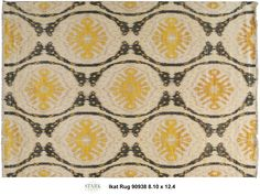 Stark ikat rug. Available at the DD Building suite 1102 #ddbny #starkcarpet