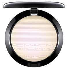 MAC Extra Dimension Highlighter, In The Spotlight Collection found on Polyvore featuring beauty products, makeup, face makeup, beauty, soft forst, mac cosmetics makeup, mac cosmetics and highlight makeup