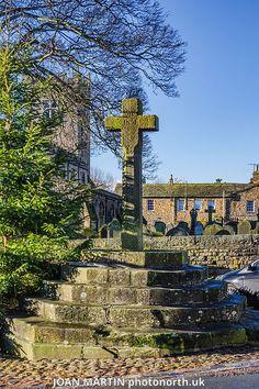 Market Cross in Askrigg - North Yorkshire, England Yorkshire England, Yorkshire Dales, North Yorkshire, England And Scotland, Cornwall, Big Ben, Wales, Nostalgia, Photographs