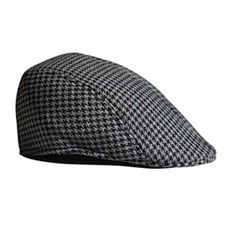 3a48c2445e5 DIY Tutorial Hats   Men s Flat Cap   Gatsby Hat  Pattern DIY Tutorial -  Bead Cord