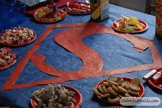Ciloubidouille » Anniversaire de Super Héros