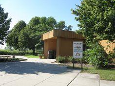 Sinclair Lewis Interpretive Center, Sauk Centre, MN.