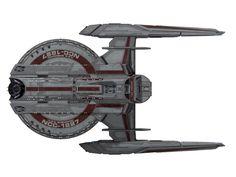 Star Trek Shenzhou, U.S.S.