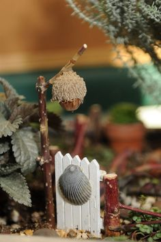 Add a Little Whimsy to Your Space With A Homemade Fairy Garden Published on December 3, 2010 by Julie Martin