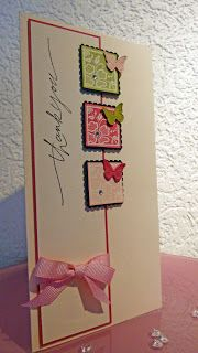 """seelen z a r t ~ This is a cute card! I even have a """"set"""" I could use for the 3 squares. I like it, I like it!! ~KB"""
