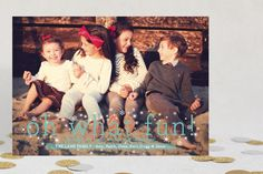 Oh What Fun by Abby Munn at minted.com
