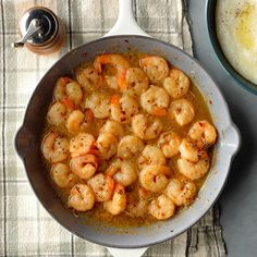 Looking for seafood recipes? Try one of these favorite dishes like shrimp pasta, seafood casseroles, crab cakes, scallop recipes and more dinner ideas. Shrimp Recipes Easy, Cajun Recipes, Fish Recipes, Seafood Recipes, Dinner Recipes, Cooking Recipes, Louisiana Recipes, Cooking Fish, Skillet Recipes