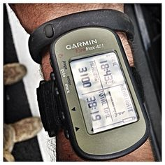 """""""Incorporating the wrist mounted #Foretrex 401 into training this weekend. It definitely came in handy to establish a #Grid for the AME part of the safety…"""""""