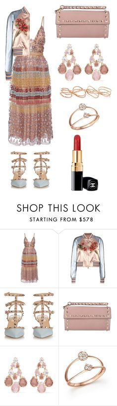 """""""Untitled #133"""" by valentinazsecret21 on Polyvore featuring Valentino, Larkspur & Hawk, Bloomingdale's and Repossi"""