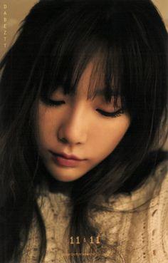 [HQSCAN] Taeyeon 1111 SUM goods