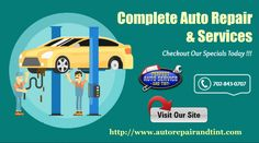 Reliable Automotive Services in North Las Vegas
