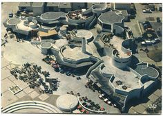 Postcards architectures