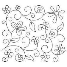 Machine Quilting Patterns, Quilting Thread, Longarm Quilting, Free Motion Quilting, Hand Quilting, Quilt Patterns, Crewel Embroidery, Hand Embroidery Patterns, Ribbon Embroidery