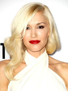 "FAIR SKIN Gwen Stefani's signature platinum hue is ""gorgeous with an edge,"" says colorist Marie Robinson. It's also tailor-made for the pop star's fair skin, colorist Rita Hazan adds, because the shade is so close to her complexion. That said, when your skin is this fair, take a cue from Stefani and try rocking one of her other trademarks: red lips. ""Bright lips ensure that your facial features don't get lost,"" says Robinson."