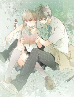 Tonari no Kaibutsu-kun <3 || Awww... (My Little Monster)