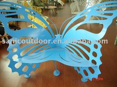 Butterfly Chair/steel Chair/garden Chair - Buy Garden Chair,butterfly…
