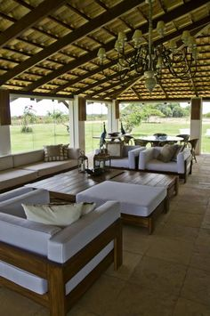 Ideas pergola design plans home House Bali, Kerala Houses, Outdoor Living Rooms, Pergola Designs, Pergola Ideas, Pergola Patio, Backyard, Tropical Houses, Exterior Design