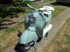 1957 NSU Prima III Scooter