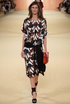 Hermès Pret A Porter S/S 2015 Pasarela Paris
