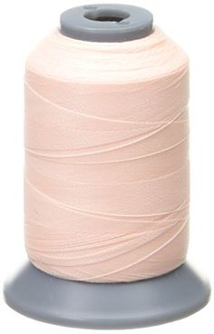 RobisonAnton 2 Ply Moonglow Polyester Embroidery Thread 40Wt120D500 yd Peach Glow -- Read more  at the image link.
