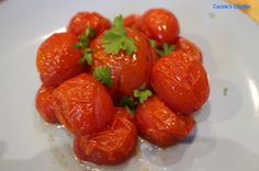 Roasted Tomatoes, Stuffed Peppers, Vegetables, Recipes, Friday, Food, Meal, Stuffed Pepper, Eten