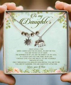 Daughter – Page 23 – Forever Love Gifts Daughter Love Quotes, To My Daughter, Love Gifts, Best Gifts, Daughter Necklace, Anklet Bracelet, Forever Love, Silver Bracelets, Law
