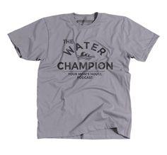 Water Champ - Men's Tee