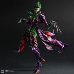 Batman: Joker Variant Play Arts Kai Action Figure - AnimePoko.com