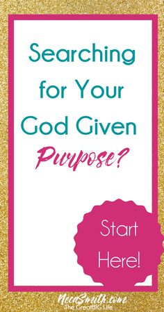 Searching for Your Purpose? Start Here! Christian Girls, Christian Faith, Christian Living, Christian Singles, Christian College, My Purpose In Life, Finding Purpose, Identity In Christ, Sisters In Christ