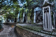 St Dunstan-in-the-East, Tower Hill | 18 Places That Will Make You Fall Back In Love With London