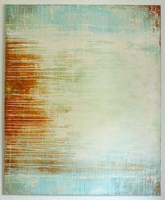 "Saatchi Online Artist CHRISTIAN HETZEL; Painting, ""changing season"" #art"