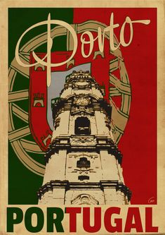 Vintage Stuff and Antique Designs Paris Poster, A4 Poster, Poster Prints, Poster Wall, Portugal Travel, Visit Portugal, Vintage Travel Posters, Paris Travel, Vintage Advertisements