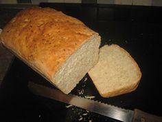 Brood - basiese wit en bruin