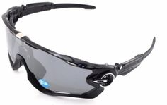 New Oakley Sunglasses Jawbreaker Black w/Blk Irid Polarized #9290-07 New In Box