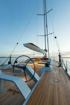 Catamaran, Yatch Boat, Sailboat Yacht, Yacht Design, Boat Design, Baltic Yachts, Luxury Sailing Yachts, Luxury Boats, Sailboat Living