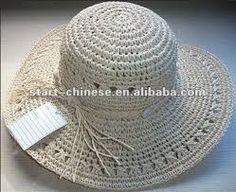 Resultado de imagem para chapeus em croche