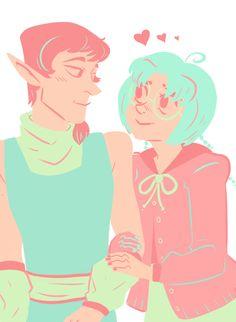 They shall be together forever!! Mwahahahahahahaha!!
