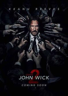 Neues John Wick 2 Poster und der Trailer bei Kinofans.com