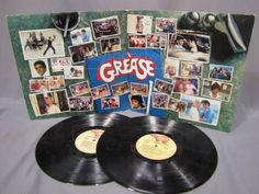 I had the Grease soundtrack...loved it!